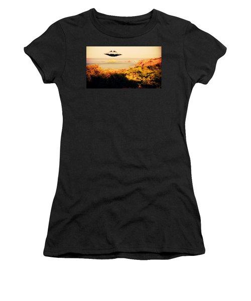Ufo Sighting Women's T-Shirt
