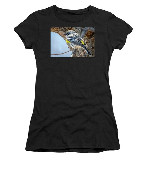 Yellow-rumped Warbler Women's T-Shirt