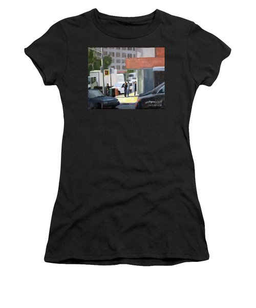 44th And 4th Women's T-Shirt (Athletic Fit)