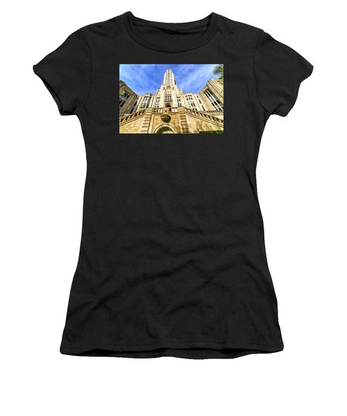Cathedral Of Learning Women's T-Shirt