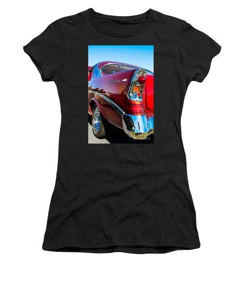 56 Chevy Bel Air Women's T-Shirt