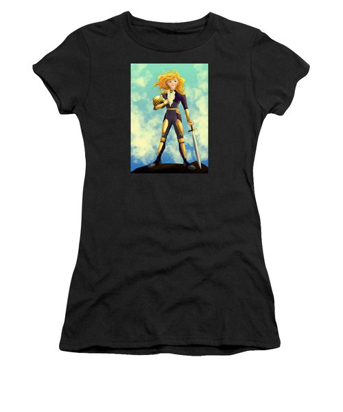 Tammy Wurtherington Freedom Fighter Women's T-Shirt