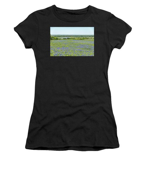 Texas Bluebonnets 10 Women's T-Shirt