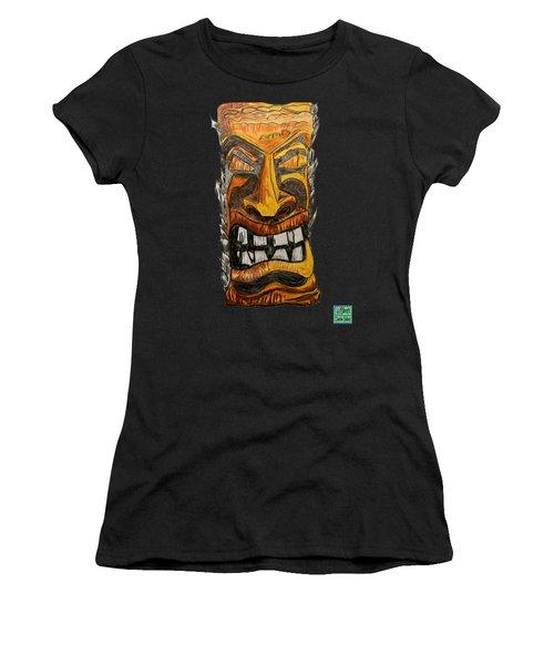 Tiki Art Women's T-Shirt