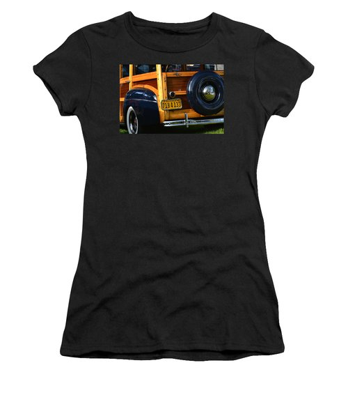Woodie Women's T-Shirt (Athletic Fit)