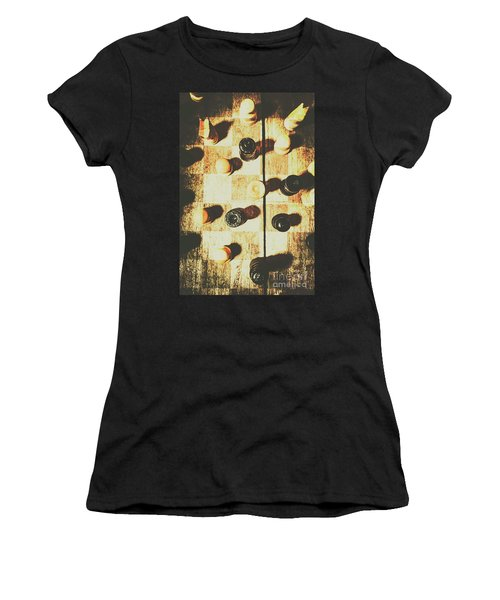 50 Shades Of Good And Evil Women's T-Shirt