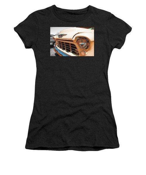 '55 Chevy 3100 Women's T-Shirt