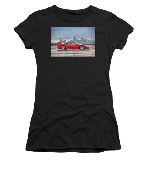 #ferrari #f40 #print Women's T-Shirt