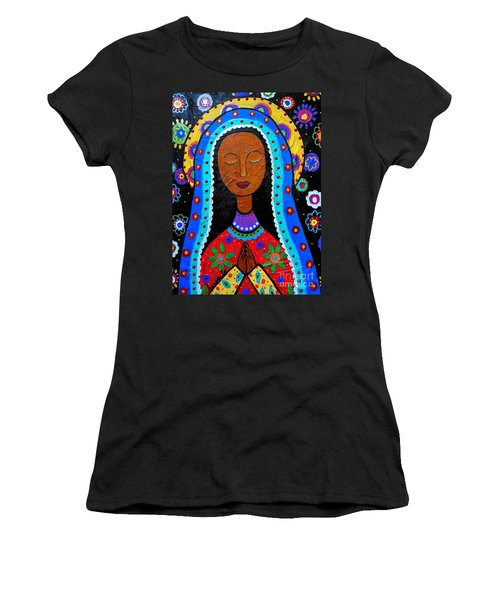 Our Lady Of Guadalupe Women's T-Shirt