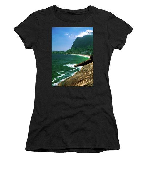 Rio De Janeiro Brazil Women's T-Shirt