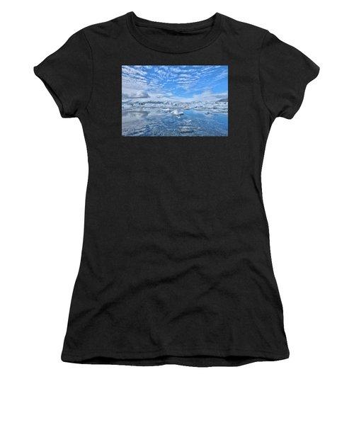 Jokulsarlon - Iceland Women's T-Shirt