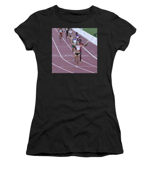 Pam Am Games Athletics Women's T-Shirt (Athletic Fit)