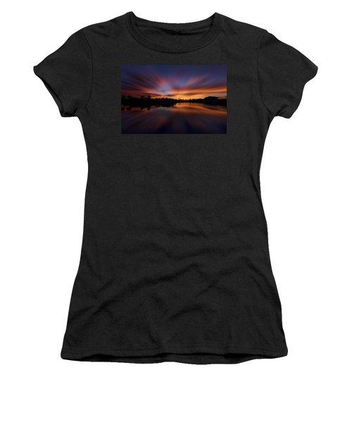 Sunrise At Naples, Florida Women's T-Shirt
