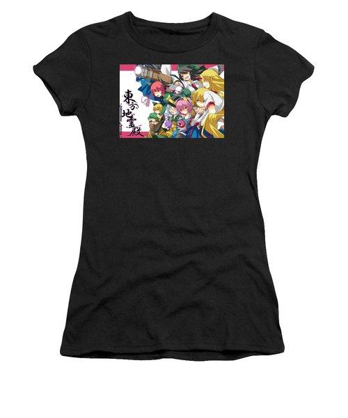 Touhou Women's T-Shirt