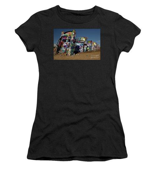 Texas 66 Women's T-Shirt (Athletic Fit)