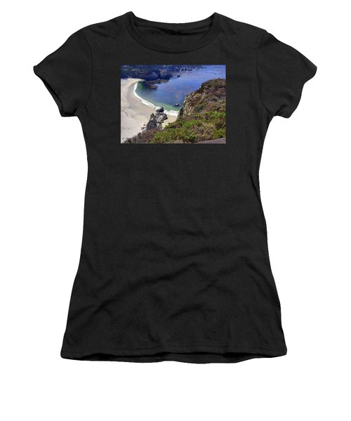 Point Lobos Beach Women's T-Shirt