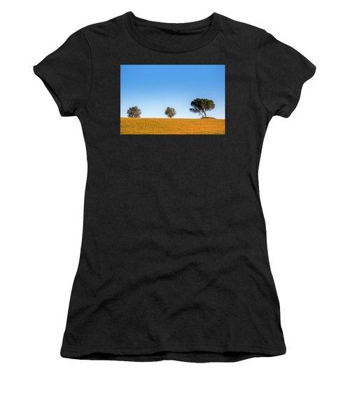 Val D'orcia Landscape Women's T-Shirt