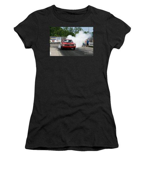8696 06-15-2015 Esta Safety Park Women's T-Shirt (Athletic Fit)