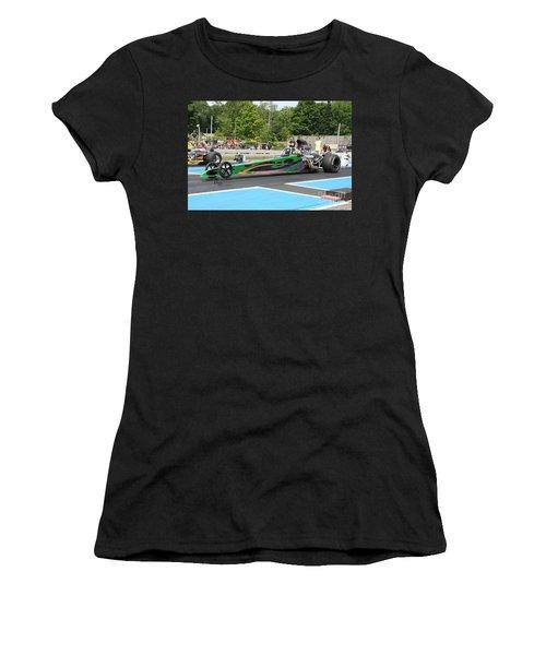 8826 06-15-2015 Esta Safety Park Women's T-Shirt (Athletic Fit)