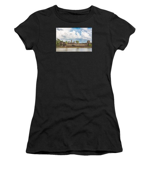 Angkor Wat In Cambodia Women's T-Shirt
