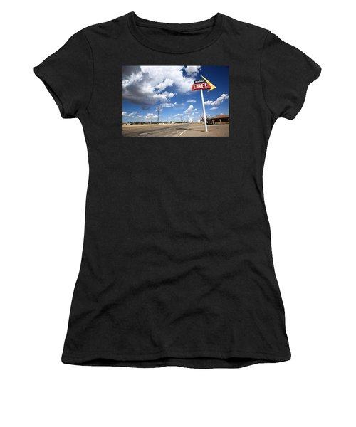 Route 66 Cafe Women's T-Shirt