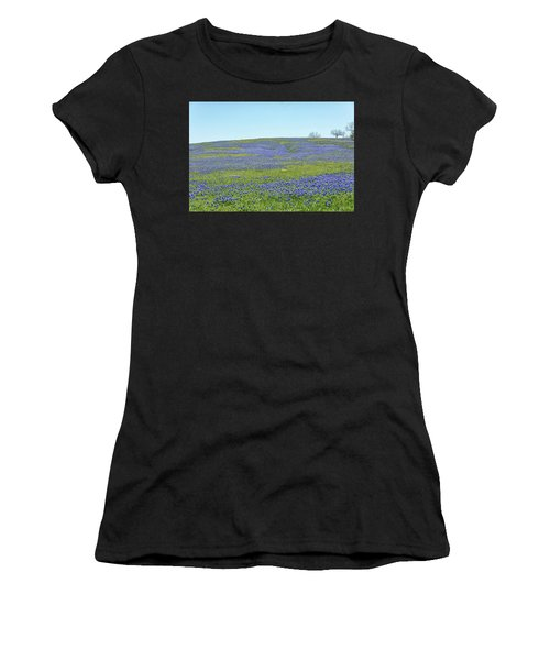 Texas Bluebonnets 12 Women's T-Shirt