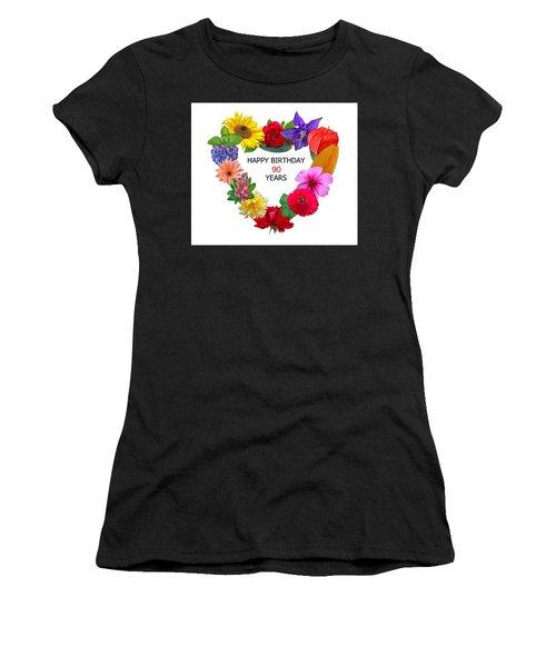 90th Birthday Women's T-Shirt (Athletic Fit)