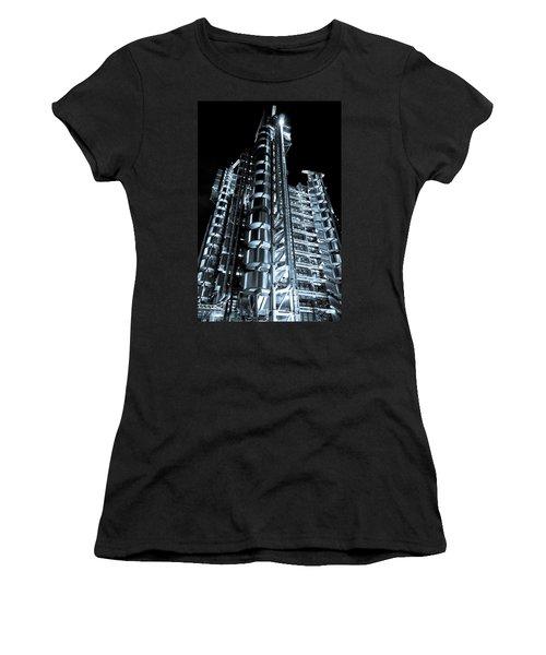 Lloyd's Building London Women's T-Shirt (Athletic Fit)