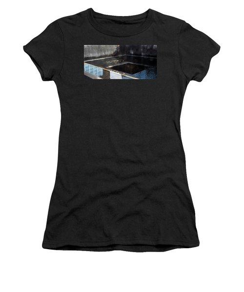 911 Memorial Pool 2016-1 Women's T-Shirt (Athletic Fit)