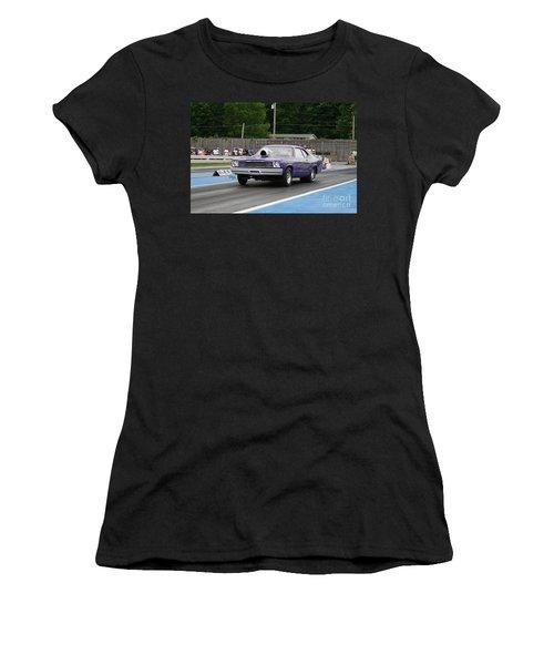 9134 06-15-2015 Esta Safety Park Women's T-Shirt (Athletic Fit)