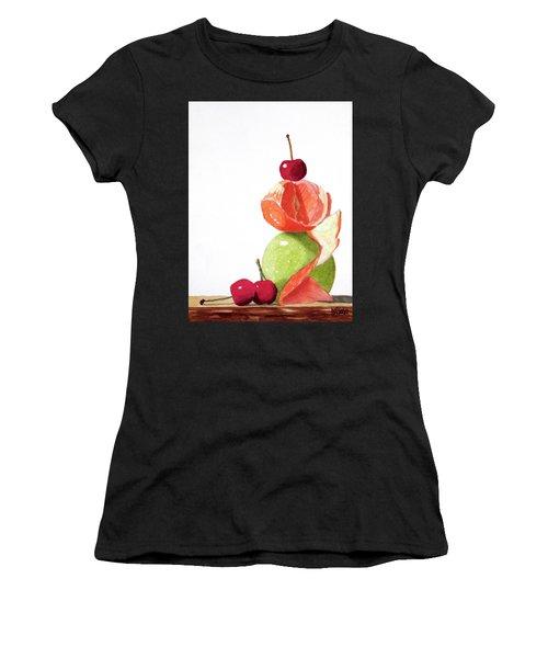 A Balanced Meal Women's T-Shirt