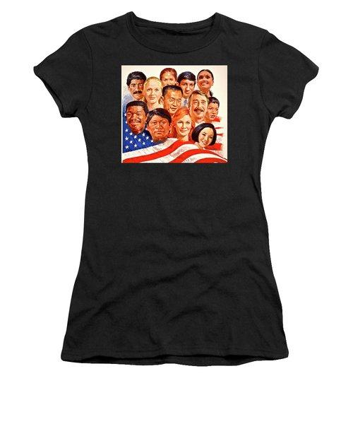 A Beautiful Day In The Neighborhood  Women's T-Shirt