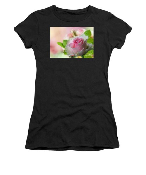 A Beautiful Rose Women's T-Shirt (Athletic Fit)