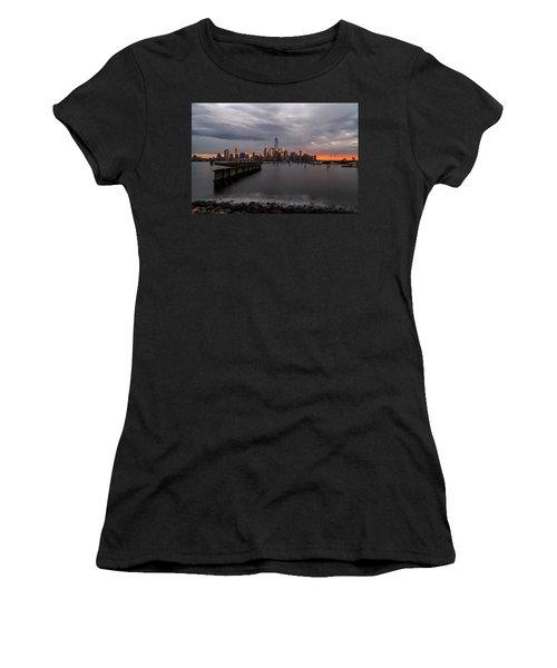 A Blaze Of Glory Women's T-Shirt