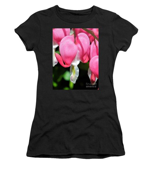 A Bleeding Heart Women's T-Shirt (Athletic Fit)