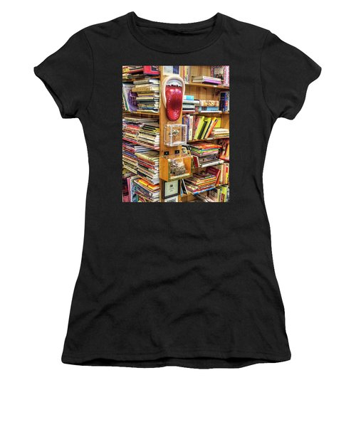 A Bookstore For All Tastes Women's T-Shirt (Athletic Fit)