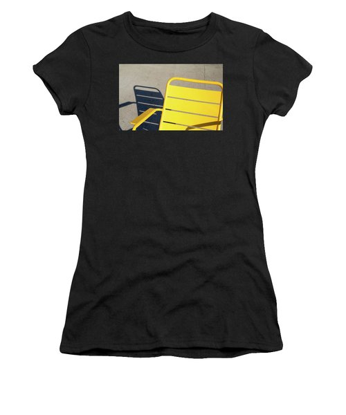 A Chair And Its Shadow Women's T-Shirt