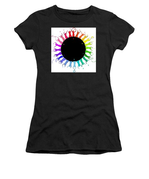A Colorful Life Women's T-Shirt