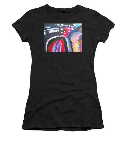 A Colorful Path Women's T-Shirt