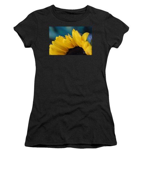 A Cool Sunflower Women's T-Shirt
