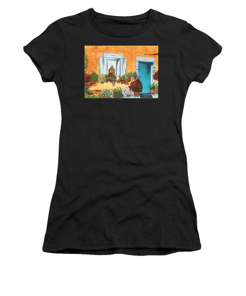 A Cottage In The Village Women's T-Shirt