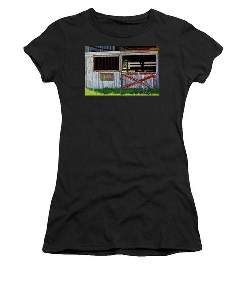 A Country Scene Women's T-Shirt
