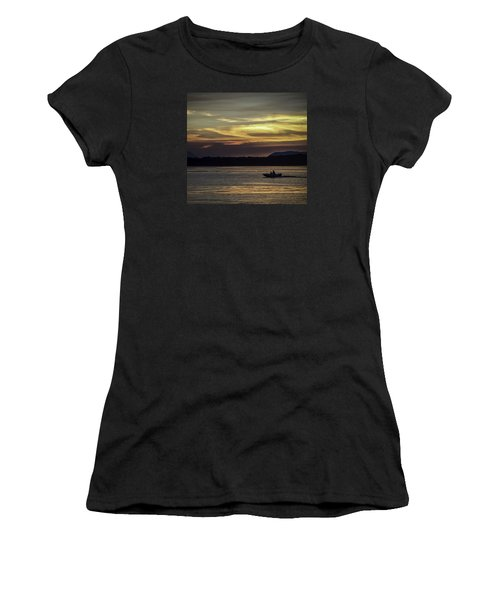 A Day Of Fishing Women's T-Shirt