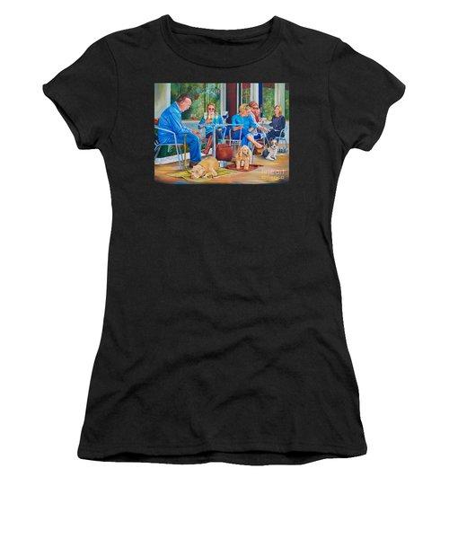 A Dog's Life Women's T-Shirt