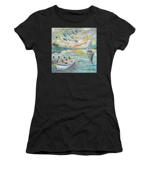 A Dutch Sunset Women's T-Shirt
