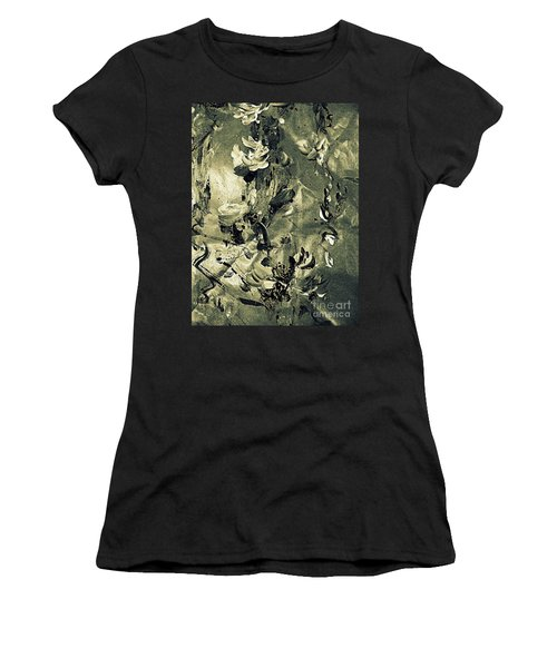 A Flower Dream Women's T-Shirt (Athletic Fit)