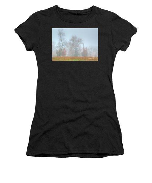 A Foggy Morning Women's T-Shirt