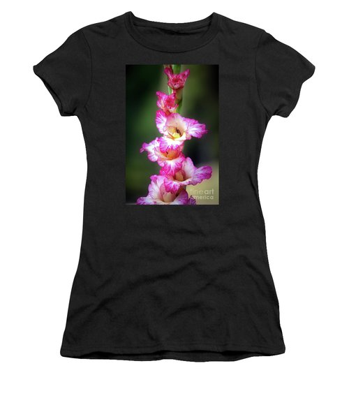 A Gladiolus Women's T-Shirt (Athletic Fit)
