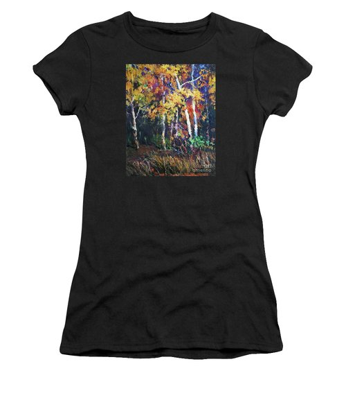 A Glance Of The Woods Women's T-Shirt