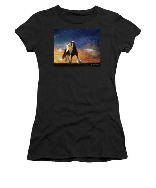 A Gypsy Storm Women's T-Shirt (Athletic Fit)